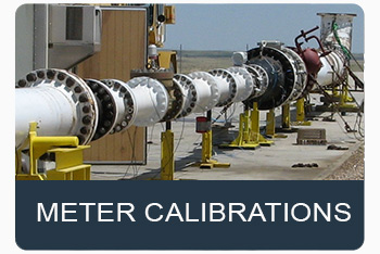 Flow Meter Calibrations