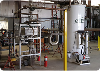 Cryogenic Flow Calibration Facility