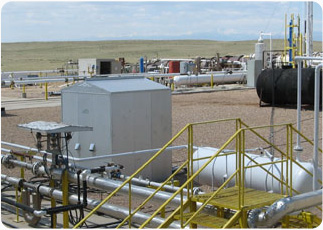 Wet Gas and Multiphase Facility