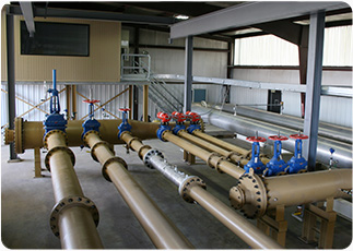Liquid Hydrocarbon Flow Calibration Facility
